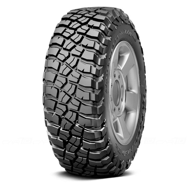 Mud-Terrain T/A KM3 LRE M+S 235/85 R16  - МастерШина