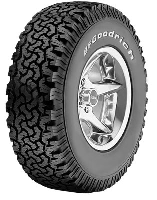 All-Terrain T/A 215/65 R16  - МастерШина