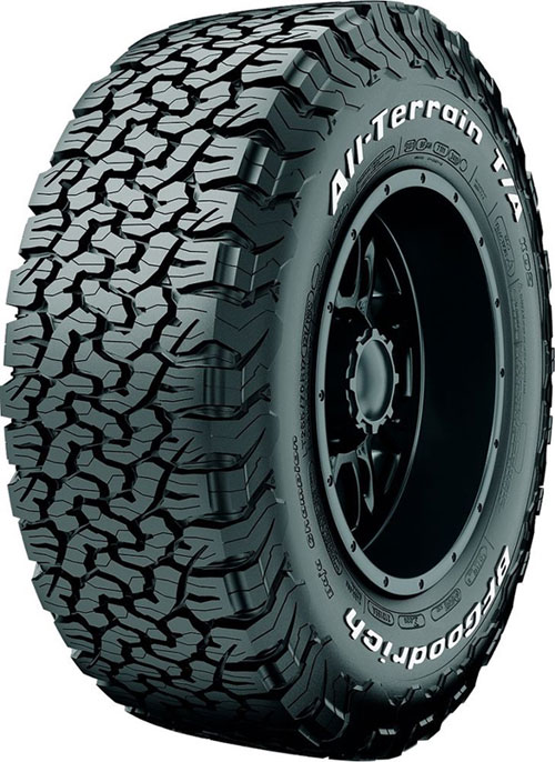 ALL-TERRAIN KO2 RBL LT 30/9.5 R15  - МастерШина