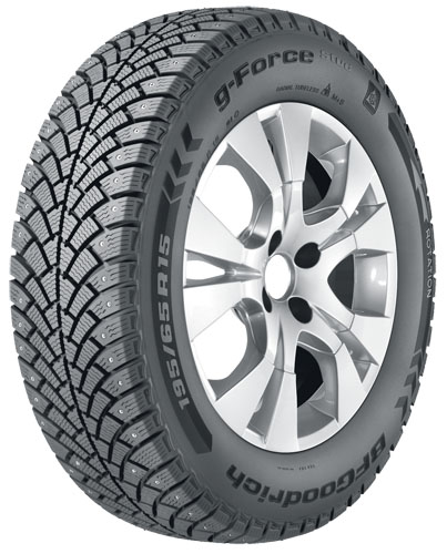 g-Force Stud 195/60 R15  - МастерШина