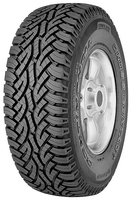 CrossContact UHP 235/55 R19  - МастерШина