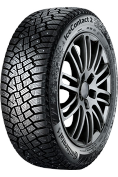 ContiIceContact 2 215/55 R16  - МастерШина