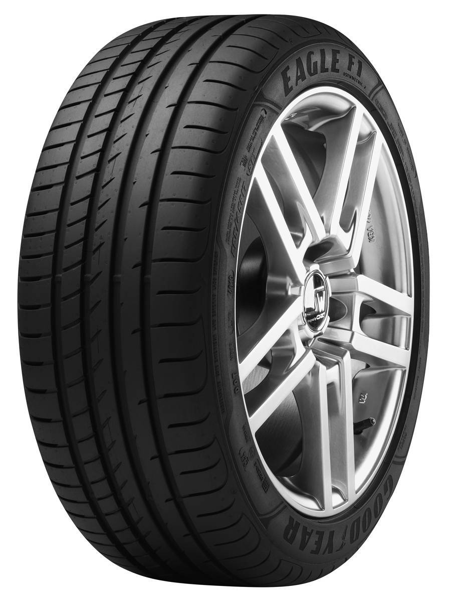 Eagle F1 Asymmetric 2 205/45 R16  - МастерШина