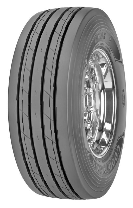 KMAX T 385/55 R22.5  - МастерШина