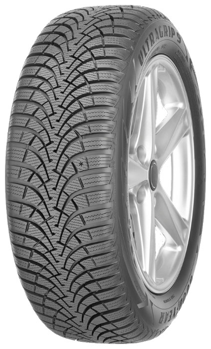 Goodyear - Ultra Grip 9 165/65 R15T (190 км.) - МастерШина