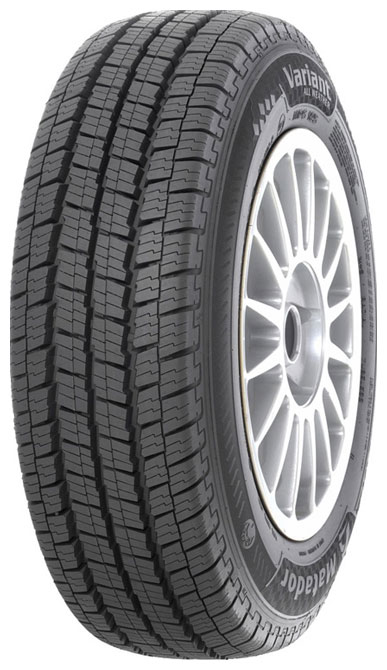 MPS 125 Variant All Weather 185/0 R14C  - МастерШина