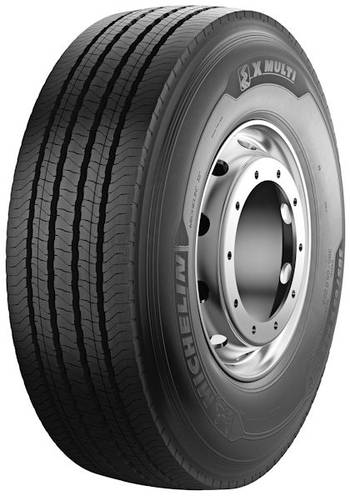 Michelin - X Multi F 385/65 R22.5L (120 км.) - МастерШина
