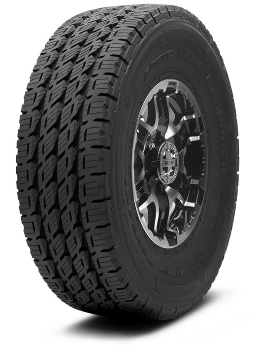 DURA GRAPPLER HIGHWAY TERRAIN 235/60 R16  - МастерШина