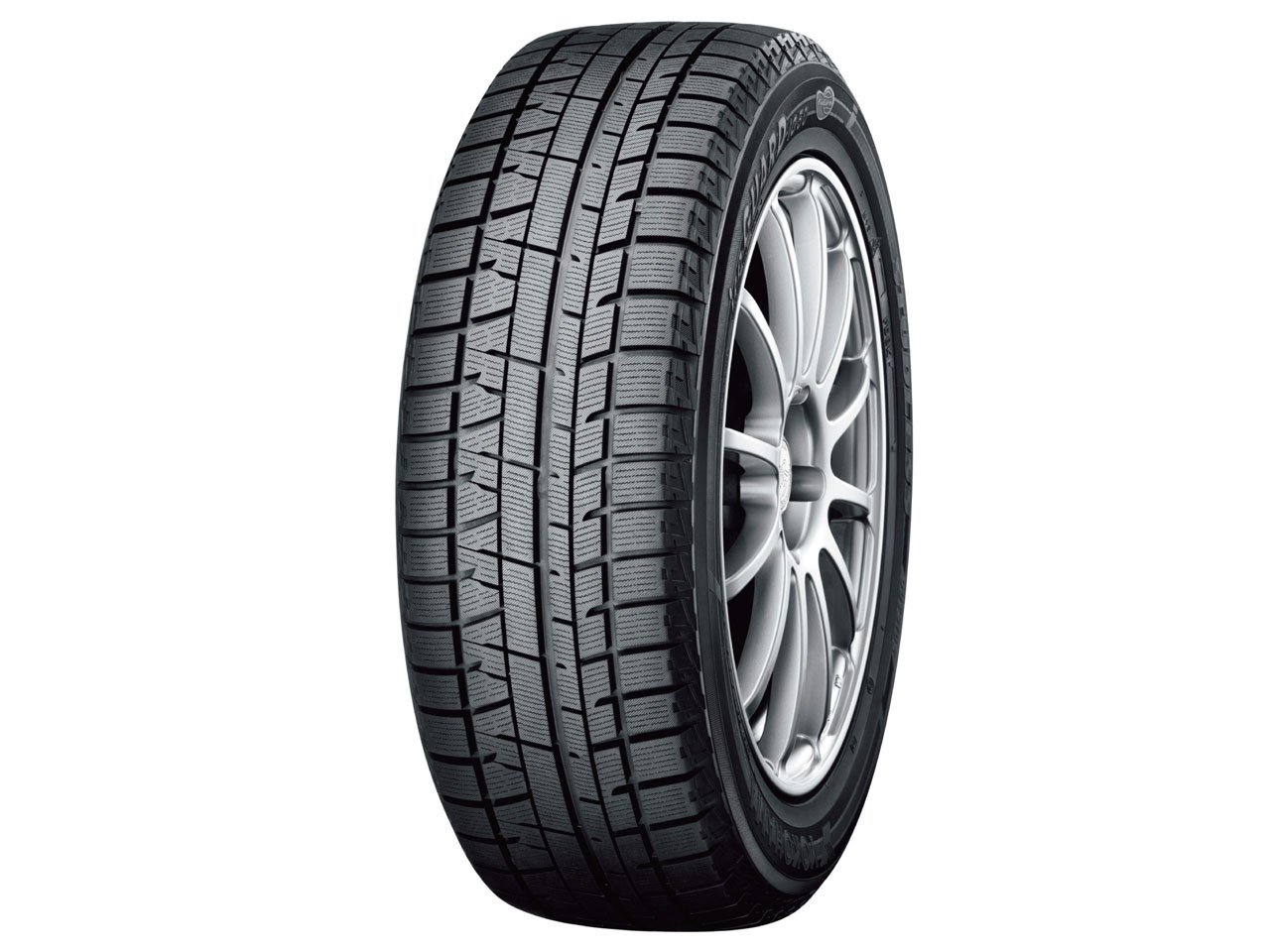 Yokohama - Ice Guard Black IG50 165/60 R14Q (160 км.) - МастерШина